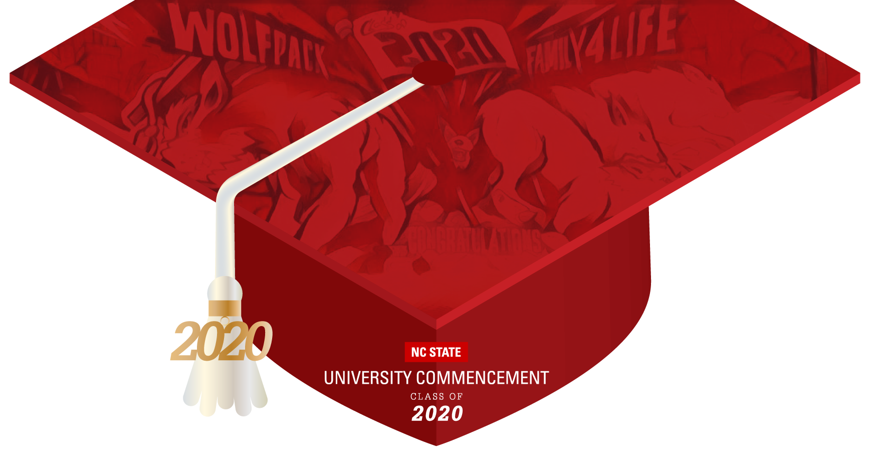 NC State University Commencement 2020